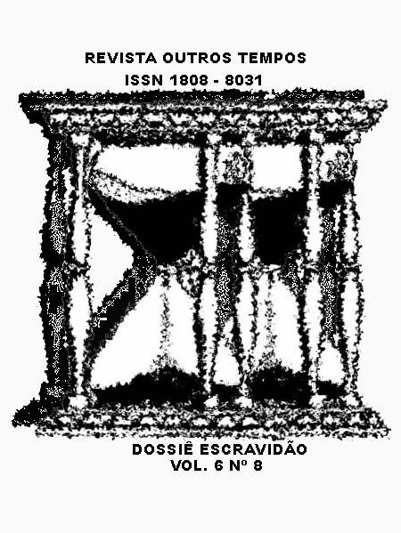 Visualizar v. 6 n. 8 (2009): Dossiê: Escravidão